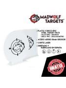 Pack Steel Target - Disco + Plato IPSC
