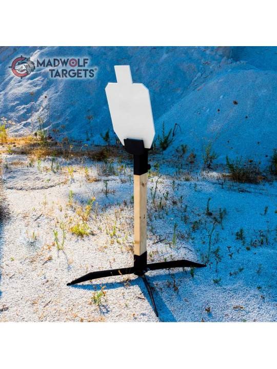 taktisches stahlziele Ipsc cible métallique alvo metalico blanco de tirometal