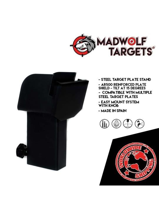cible Steel Target obbietivo Tiro Dinamico Sportivo silueta de tiro de metal base stand taktisches stahlziele
