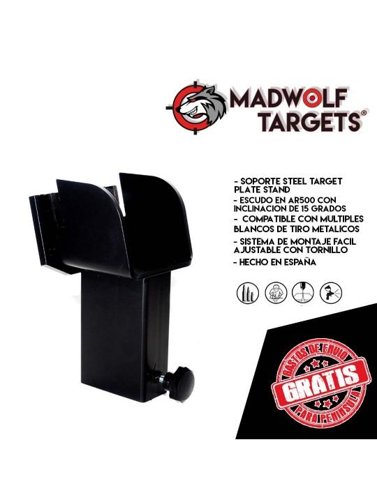 steel target ipsc kurs percorso parcours recorrido madwolf targets iberian tactical training