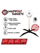 """Bundle Pack - Steel Target - """"GONG 25cm"""""""