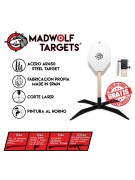 "Bundle Pack - Steel Target - ""MINI IPSC CARD"""